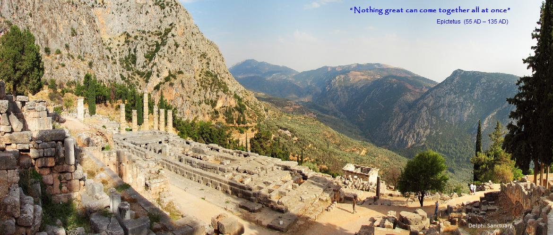 Sacred Site Delphi